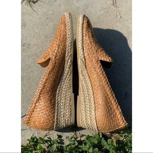 Andre Assous espadrille wedge Size 6